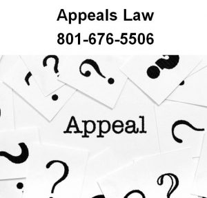 Appeals Law