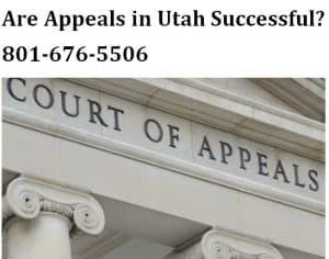 are appeals in utah successful
