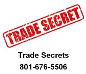 trade secrets utah