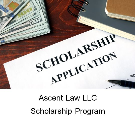 Ascent Law Scholarship Program