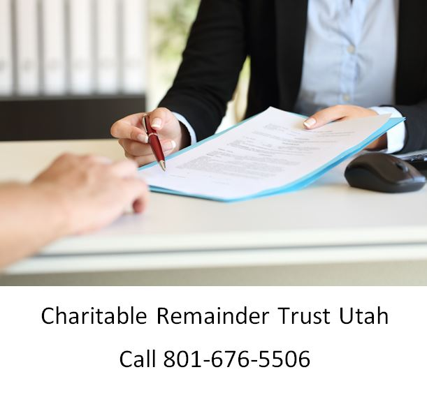 charitable remainder trust utah