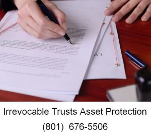irrevocable trusts asset protection