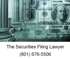 the securities filing lawyer