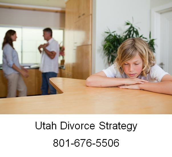 utah divorce strategy