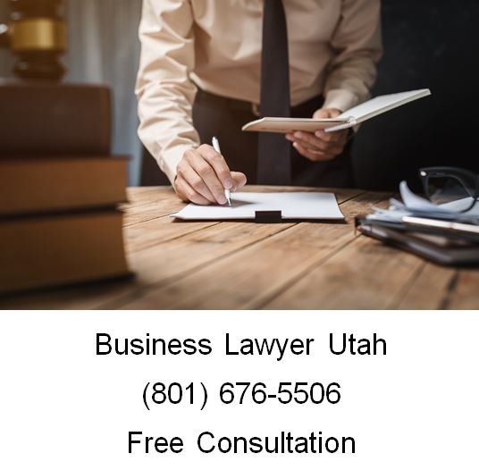 business lawyer utah
