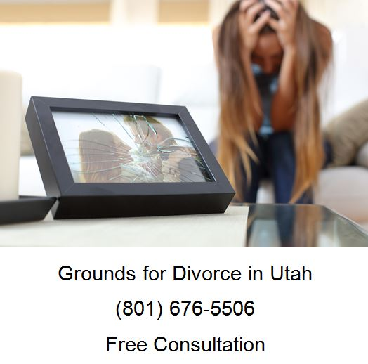 grounds for divorce in utah
