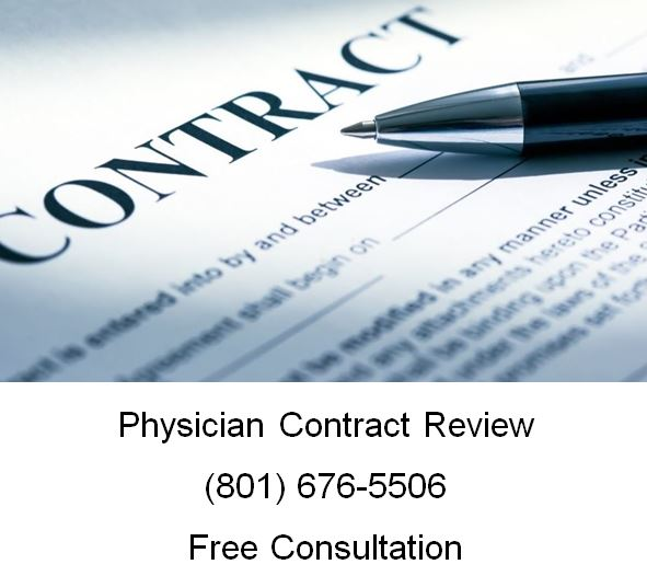 physician contract review