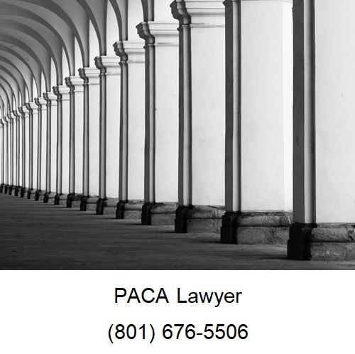 PACA and invoices