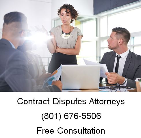 Breach of Contract Attorney Salt Lake City Utah