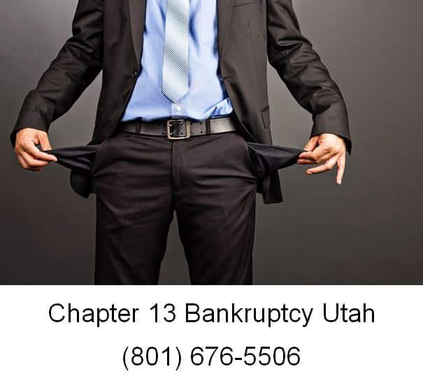 chapter 13 bankruptcy utah