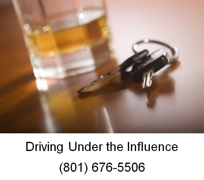 Driver Charged with DUI