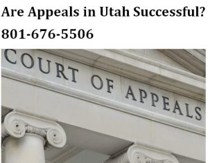 are appeals in utah successful