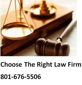 choose the right law firm