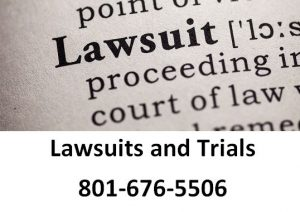 lawsuits and trials