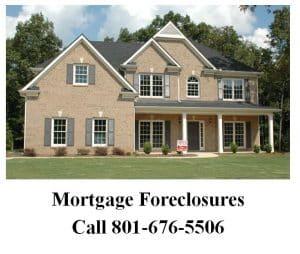 mortgage foreclosures
