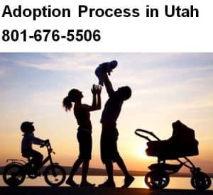 adoption process in utah