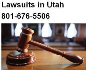 lawsuits in utah