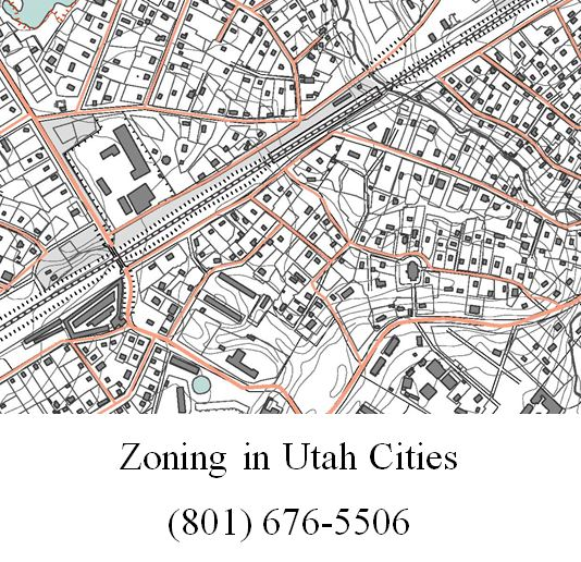 Zoning in Utah Cities