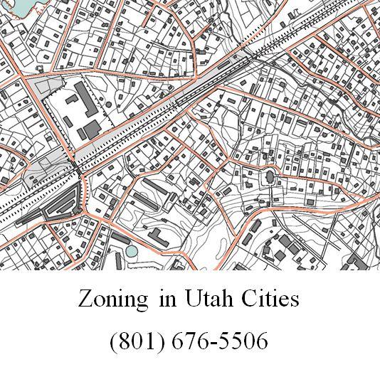 Zoning in Utah Cities