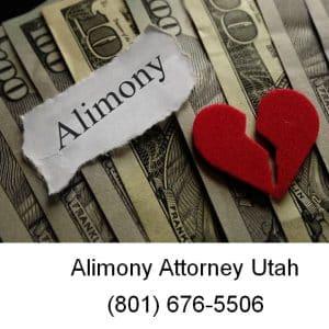 alimony attorney utah