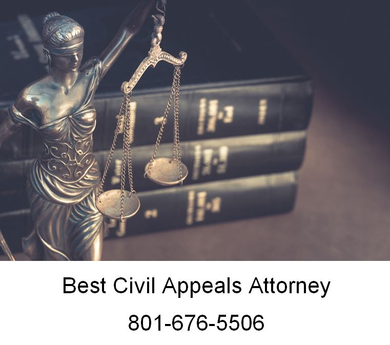 best civil appeals attorney