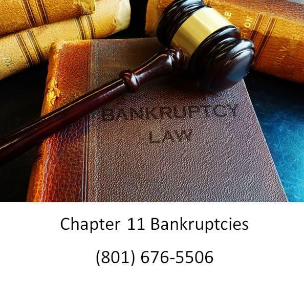 chapter 11 bankruptcies
