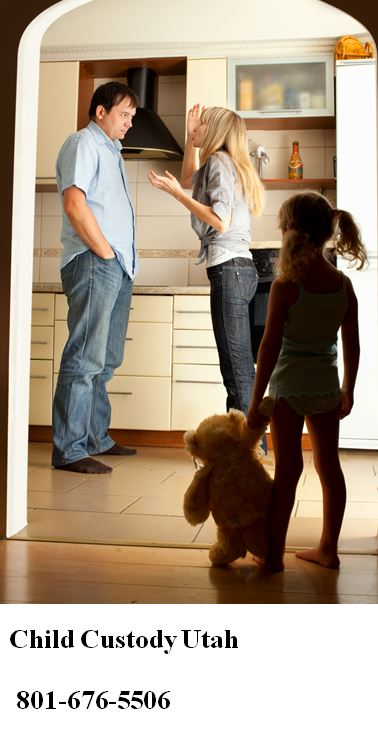 child custody utah