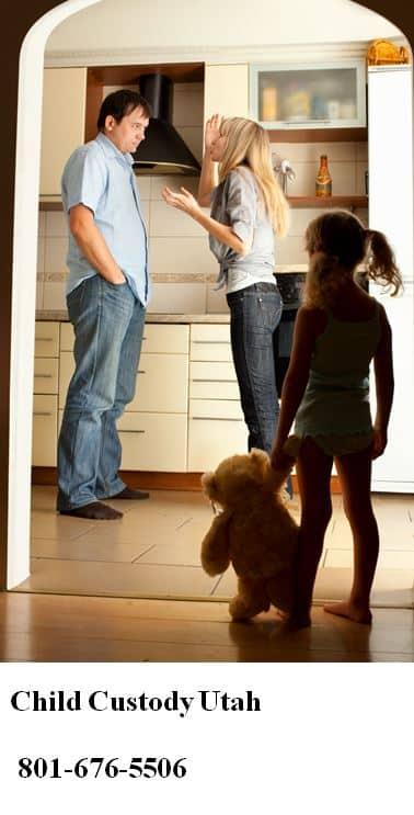 child custody utah
