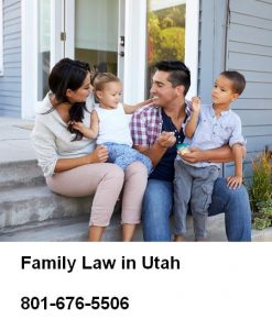 family law in utah