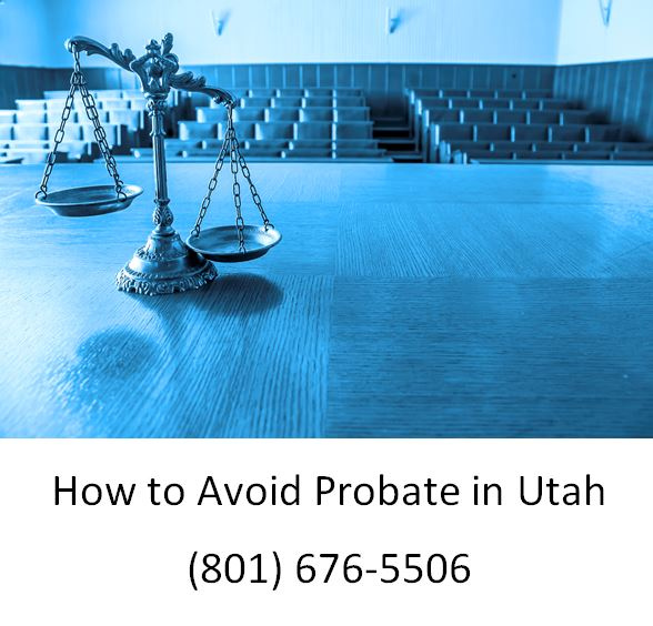 how to avoid probate in utah