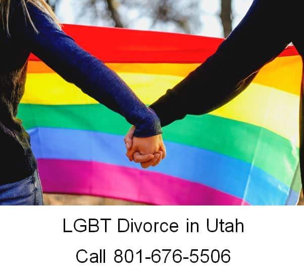 lgbt divorce in utah