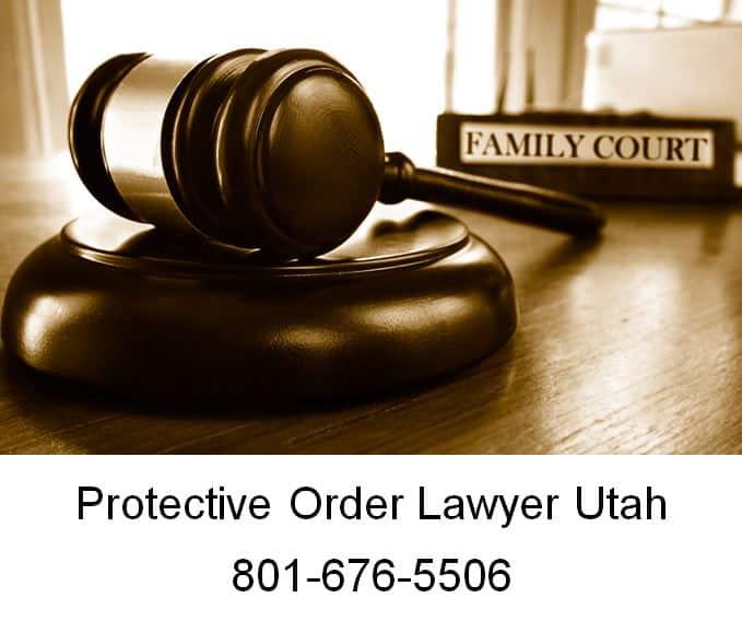 protective order lawyer utah