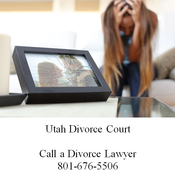 utah divorce court