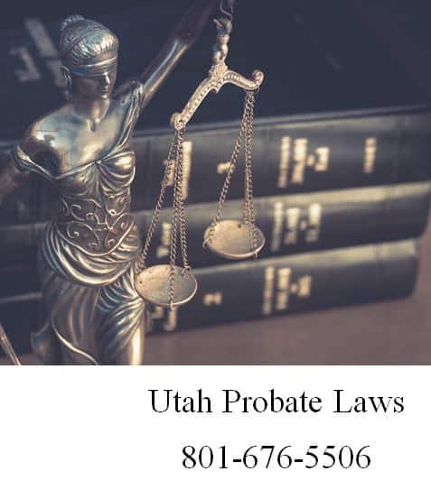 utah probate laws