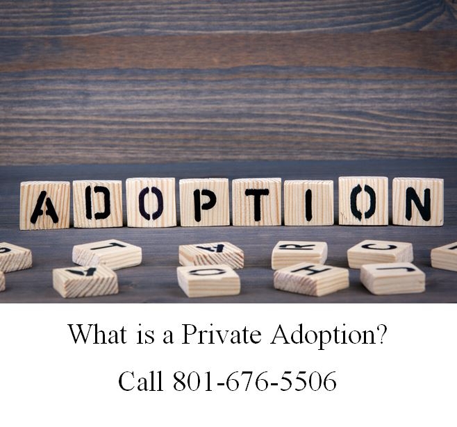 what is a private adoption