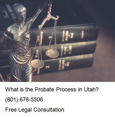 what is the probate process in utah