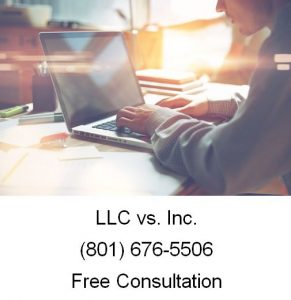 LLC vs Inc