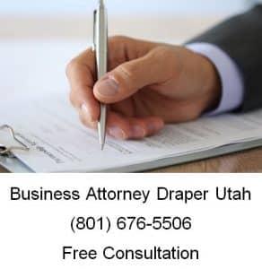 business attorney draper utah