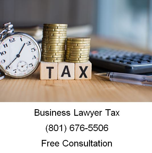 business lawyer tax