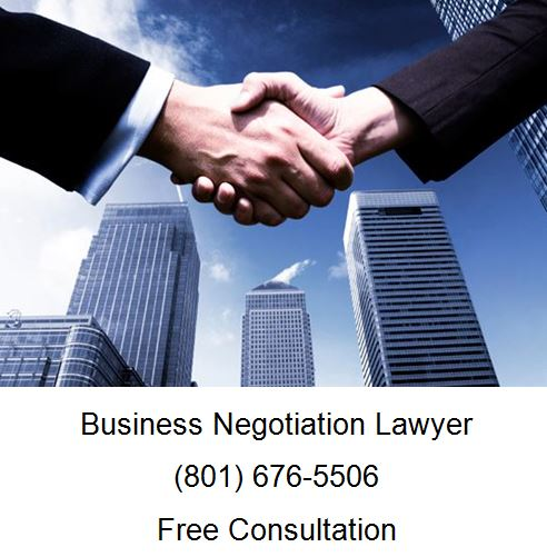 business negotiation lawyer