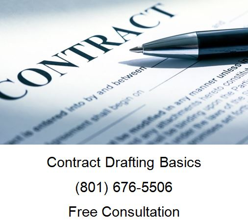 contract drafting basics