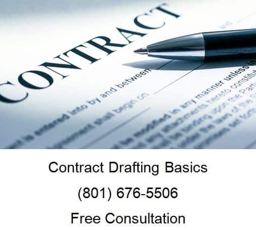 contract drafting basics