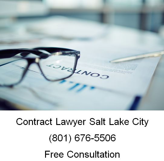 contract lawyer salt lake city