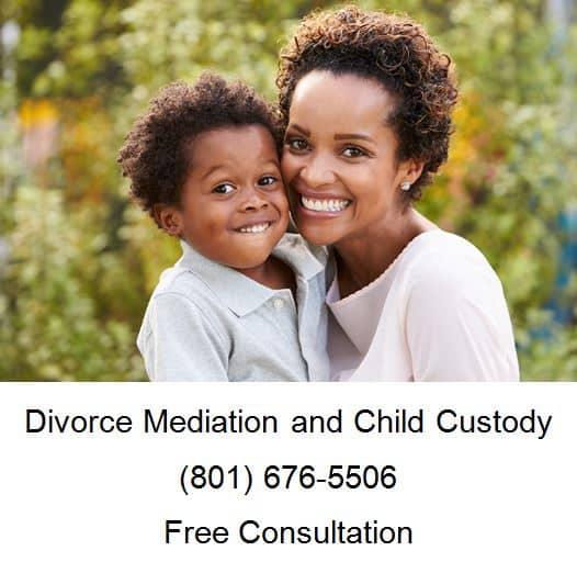 divorce mediation child custody
