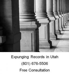 expunging records in utah