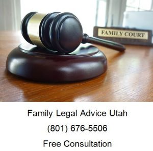 family legal advice utah