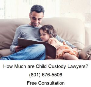 how much are child custody lawyers