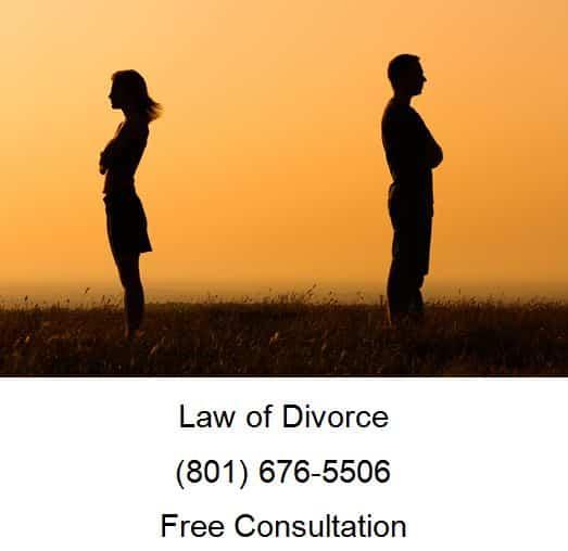 law of divorce