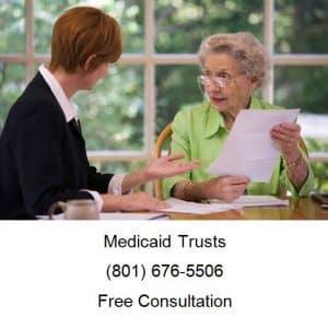 medicaid trusts