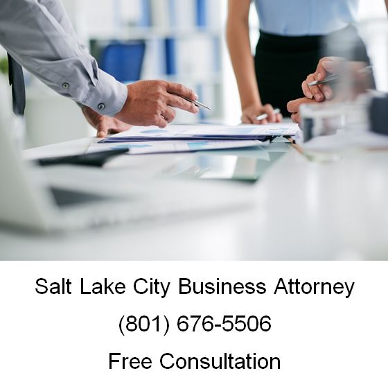salt lake city business attorney